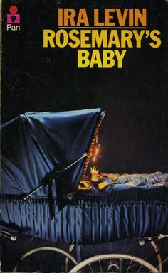 Rosemarys baby- great book and the movie did it justice. Favorite horror movie