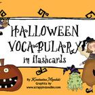 24 fun Halloween vocabulary cards and Halloween themed alphabet cards! You can use them individually or together to practice initial sounds. Fun Fall Activities, Teaching Activities, Teaching Resources, Teaching Themes, Letter Activities, Halloween Activities, Halloween Themes, Halloween Fun, Halloween Vocabulary