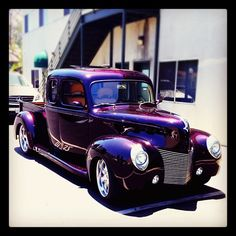Custom Ford Pickup
