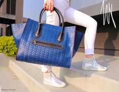 Borsa Braintropy e sneakers Philippe Model