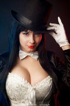 Zatanna #cosplay | Olga Bazanova | VK
