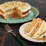 Chetna's Pistachio - άλλη διάσταση στη σπιτική τούρτα