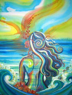 Awakening by Colleen Wilcox
