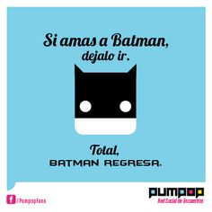 El tuyo, ya regresó? #Batman #BatmanReturns #Superheroe
