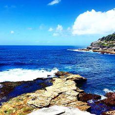 #bondi #bronte #bondibeach #sydney #nsw #newsouthwales #nswtourism #tourism #walk #ocean #beaches #plage #bay #colors #bluewater #landscape #landscaping #landscapephotography #picoftheday #instapics #instagram #travelingram #travel #traveler #traveling #frenchtraveler #beardedtraveler #holidays #australia #australie