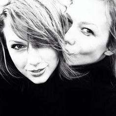 awesome News   Karlie Kloss e Taylor Swift juntas na capa da Vogue US? [Celebrity]