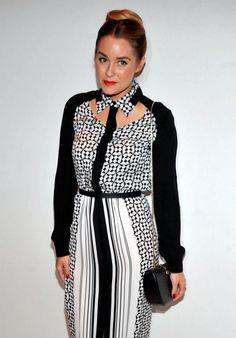 Cute Lauren Conrad ready for Fashion Week