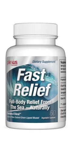 Fast Relief Capsules - Products - My Plexus Products