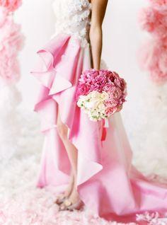 Pink - Dress Laurent Kapelski