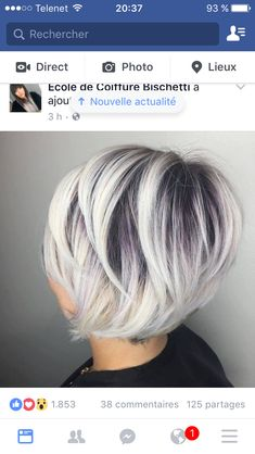 Like to frost my hair with this color