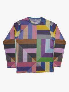 Image of Long sleeve t-shirt, print L7
