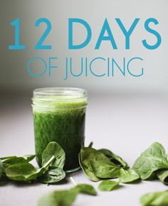 12 Days of Juicing // www.inthelittleredhouse.blogspot.com by the little red house, via Flickr