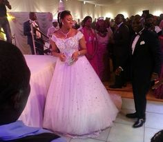 Photo: NDDC Director splash N4.9million on his wed...
