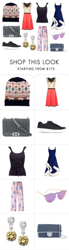 """""""Style Setter...."""" by donna-wang1 ❤ liked on Polyvore featuring Barrie, Marc Jacobs, Rebecca Minkoff, Church's, Valentino, Esteban Cortazar, P.A.R.O.S.H., Illesteva, Fantasia by DeSerio and Chanel"""