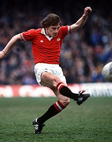 Steve Coppell, Manchester United