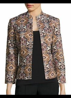 57 Trending Work & Office Outfit Ideas For Women 2019 Frock Fashion, Batik Fashion, Fashion Sewing, Fashion Outfits, Kurta Designs, Blouse Designs, Ethno Style, Indian Designer Outfits, Embroidery Fashion