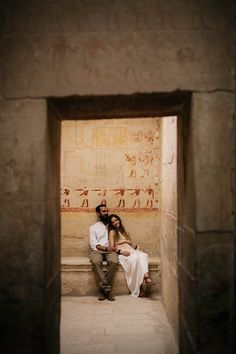 Sightseeing in Egypt before the wedding | Image by Eric Ronald