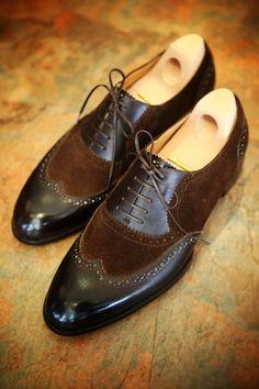 Welcome to Coccinella, Bespoke Salon inOsaka Japan Roberto Ugolini calzature su misura Visit Our Website:Coccinella / BOTTEGA del SARTO