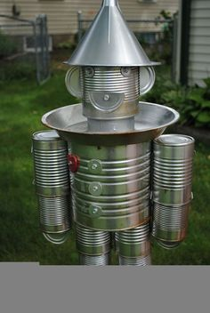 35 Remarkable Ways To Repurpose Tin Cans Ideas Repurposed Tincan Soup