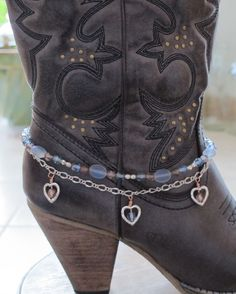 f16c973620e31 7 Best Boot Bracelets from Blazin Roxx. Boot Bling for your boots ...