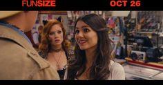 Fun Size : TV Spot Oops Fun Size, Halloween Party, Dreadlocks, Guys, Tv, Hair Styles, Beauty, Hair Plait Styles, Television Set