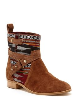 West Ikat Boot / Cynthia Vincent