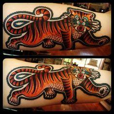 Tattoo by El Monga Sasturain