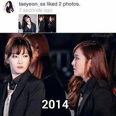 Taengsic ❤  .  #Jessica #제시카 #Jess #Sica #SooYeon #IcePrincess #Gorjess #JessicaJung #제시카정 #JungSooYeon #정수연 #GoldenStars #Sy__jessica #Taeyeon #태연 #KimTaeYeon #김태연 #TaeYeonKim #Ty #Taeng #TTS #TaeTiSeo #Soshi #소녀시대 #Kpop #Korea #Snsd #Sone #Taengsic #Ot9