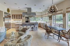 Cooking hot kitchen of Houston! Memorial Villages Houston TX Real Estate - 2210 South Piney Point Rd