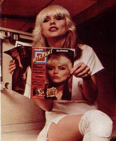 Blondie (Debbie Harry)