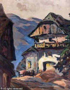 """MULLEY Oskar - """"Bauernhof in den Bergen"""""""