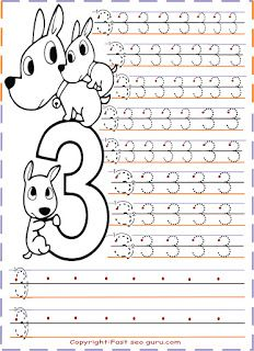 kindergarten number 3 tracing worksheets - Printable Coloring Pages For Kids Numbers Kindergarten, Numbers Preschool, Kindergarten Math Worksheets, Preschool Curriculum, Math Activities, Preschool Activities, Toddler Worksheets, Free Kids Coloring Pages, Free Printable Coloring Pages