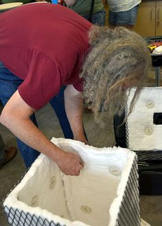 Workshop describes how to build your own raku kiln - North Texas e-News