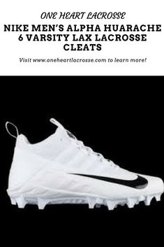 buy popular f1a79 a94cd See the best men's lacrosse cleats and more at OneHeartLacrosse.com! Sports  Equipment,