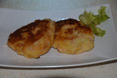 Croquette pomme de terre jambon