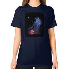 Celestial Unisex T-Shirt (on woman)