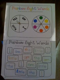 Mrs. Lee's Kindergarten: All About Me Unit!