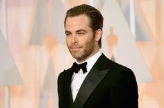 Chris Pine Photos - Arrivals at the 87th Annual Academy Awards