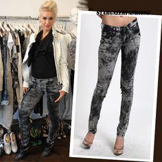 Gwen's style.