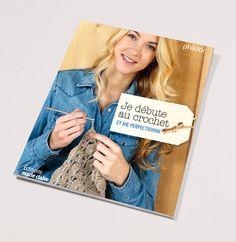 Découvrez dans ce livre marie-claire, 30 modèles réalisés au crochet. Petit à petit, apprenez à crocheter des modèles hiver et été. Finissez en beauté en crochetant votre tenue et vos accessoires de mariage.