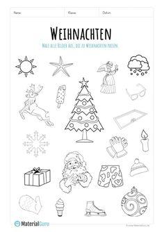 weihnachtsrätselspaß - von punkt zu punkt- kostenlose rätsel zum ausdrucken | rätsel zum