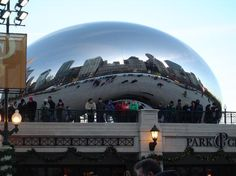 Let us not forget that our own country has unlimited cool places! Chicago makes TripAdvisor's list at #11. Only been once, the weather doesn't exactly scream 'vacation' to me, but it's got so much to offer!