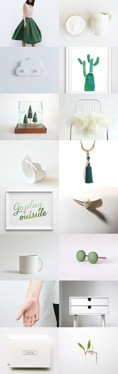 go outside... by Barbara on Etsy--Pinned+with+TreasuryPin.com Go Outside, Floating Nightstand, Gift Guide, Place Card Holders, Etsy, Home Decor, Floating Headboard, Decoration Home, Room Decor