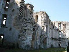 Château de la Ferté-Milon Picardië