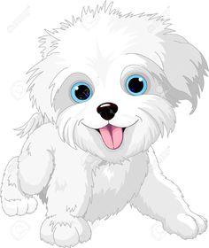 53 Best Puppy Dogs Images Dog Art Dog Cat Kawaii