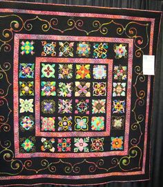 Paducah 2009 - Jacque - Picasa Web Albums Affairs of the Heart quilt pattern