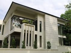 Modern Residential Architecture, by Lotus House, Malaysia