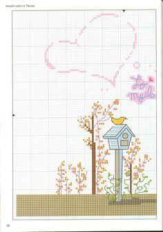 Gallery.ru / Foto n º 135 - QUADROS - samlimeq Cross Stitch Pillow, Just Cross Stitch, Cross Stitch Needles, Cross Stitch Heart, Cross Stitch Borders, Cross Stitch Alphabet, Cross Stitch Flowers, Cross Stitch Designs, Cross Stitching