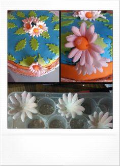 Flors de fondant