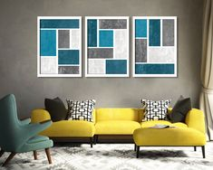 Diy Wall Painting, Acrylic Wall Art, Home Wall Colour, Interior Design Color Schemes, Teen Wall Art, Easy Canvas Art, Bedroom Decor, Wall Decor, Home Room Design